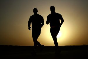 Chiafrön löpning